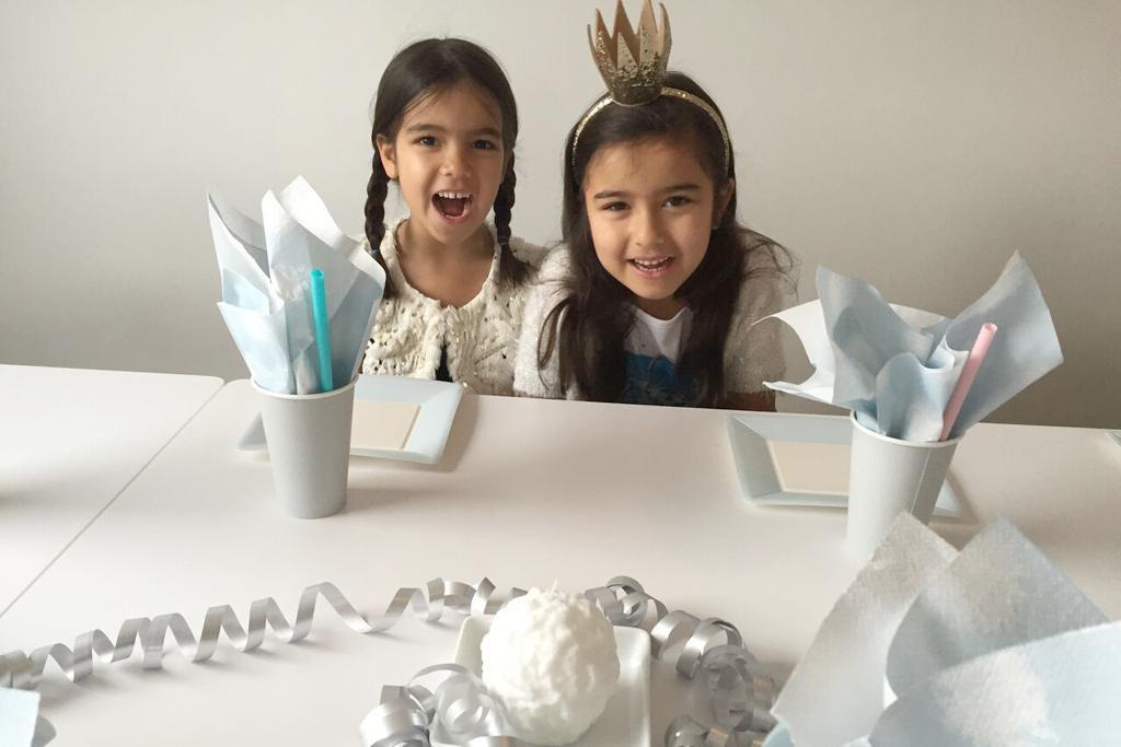 isfødselsdag skattejagt børn