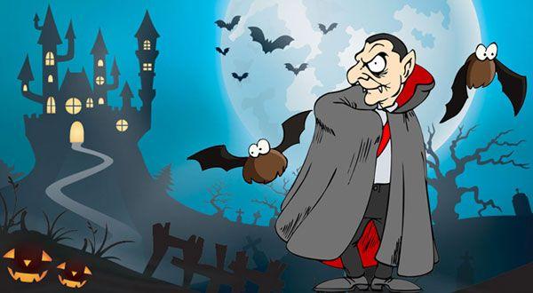 halloweenfest skattejagt