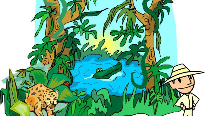 Skattejagt Junglemysteriet