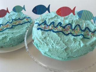 børnefødselsdag undervandstema