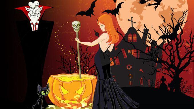 halloween lege